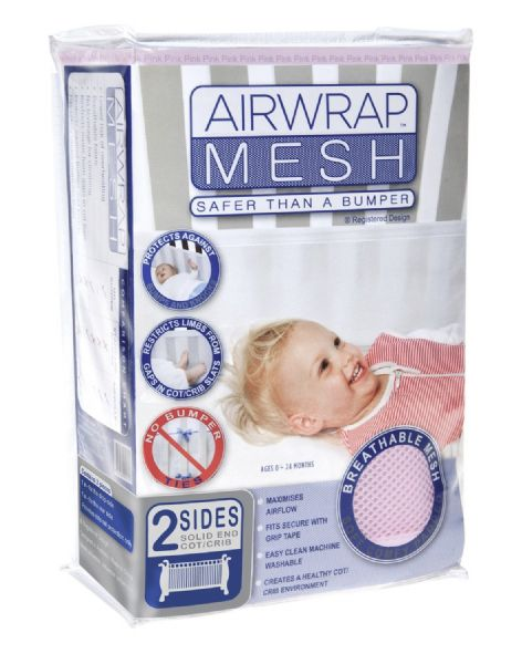 Airwrap 2 Sided Cot Liner